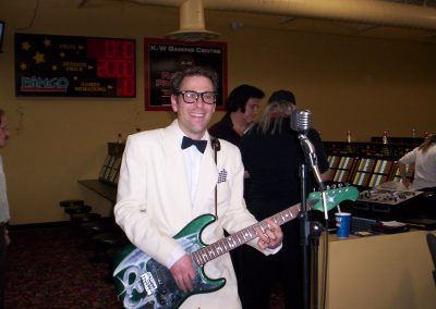 Buddy Holly Tribute on New Years Eve