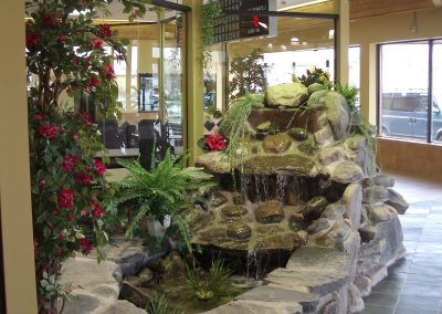 Front Foyer Fountain